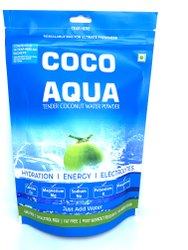 Coco Aqua - Instant Tender Coconut Water Powder Sachets
