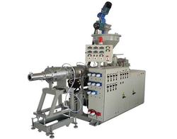 Automatic Twin Screw Extruder, Electric
