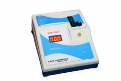 Square Digital Systonic Colorimeter, For Diagnostic Laboratory, Automation Grade: A Grade