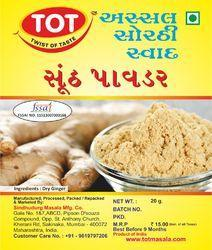 TOT Sunth Powder, Packaging Size: 1 TO 50 KG