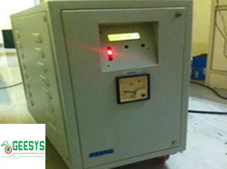 Three Phase Industrial Voltage Stabilizer