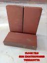 Brick Tile Floor 40mm Terracotta, For Flooring, Size: 230x110mm