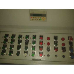 Fly Ash Brick Making Control Panel