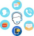 24*7 International Ivr Solution, Anywhere, Communication Language: English & Hindi