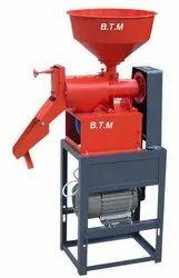 3hp Mini Rice Mill, Capacity: 10-20 ton/day