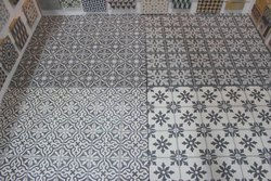Designer Cemented Mosaic Tiles
