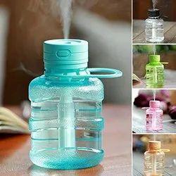Bottle Humidifier Desk LED Night