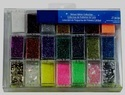 Glitter Kit for Project, Art, Craft & Nail Art (ASL-056)