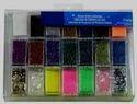 Glitter Kit for Project, Art, Craft & Nail Art (ASL-056)