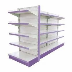 Five Shelves Supermarket Display Rack