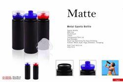 Metal Sports Flask