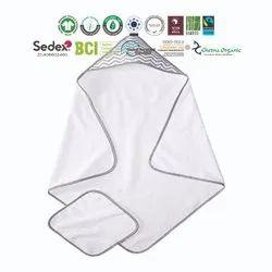 Pure Organic Hooded Towels