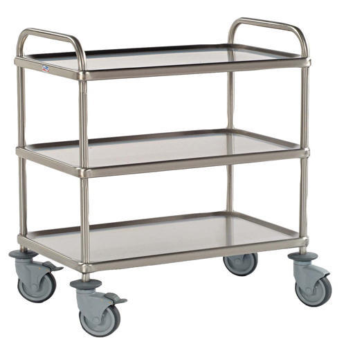 Danver Commercial Mobile Kitchen Carts: Mobile Kitchen Trolley
