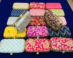 Ladies Party Clutch Bags