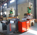 Automatic Aluminium Foil Container Making Machine