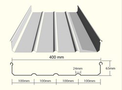 FLEX LOK 400 TATA Standing Seam Roof Sheet