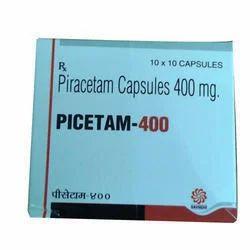 400 mg Piracetam Capsules