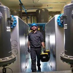 Atlas Copco Compressor Overhaul Services, in Pan India, Onsite