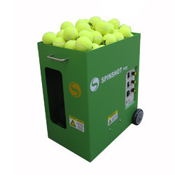 Spinshot- PRO Professional Tennis Ball Machine