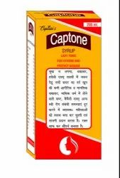 Cap Tone Syrup