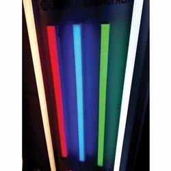 LED Colored T5 Tube Light, 50 Hz