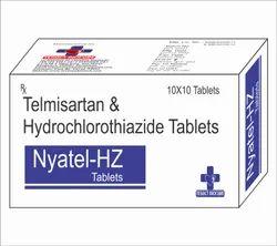 Telmisartan 40mg, Hydrichlorothiazide 12.5mg