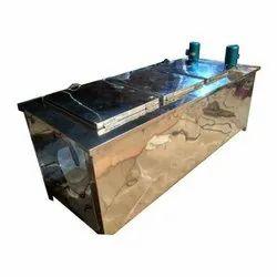 12 Moulds Khoya Kulfi Making Machine