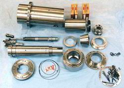 CNC Machine Spindle Repair Parts