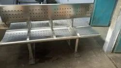 Stainless Steel Benches 8 Seater