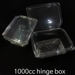 1000 CC Hinge Fruit Box