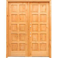Sisam Wooden Main Door
