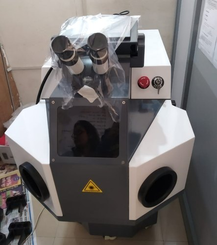 Semi-Automatic Laser Welding Machine