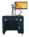 Auto Z-Axis Fiber Laser Marking Machine