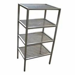Stainless Steel Hospital Rack