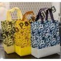 Camouflage Print Non Woven Box Bag