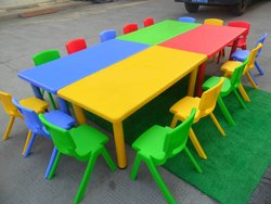 Play School Table Chair