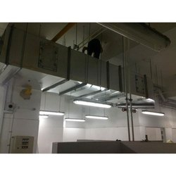 Industrial Exhaust  Air Duct