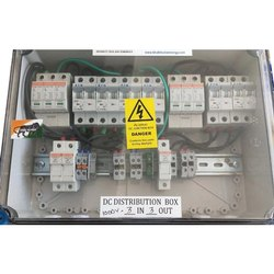 Electric DC Distribution Box