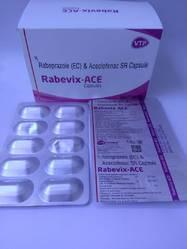 Rabeprazole 20 Mg Aceclofenac 200 Mg Capsules