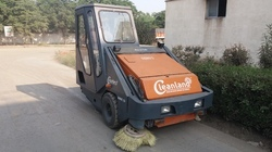 High Quality Road Sweepers
