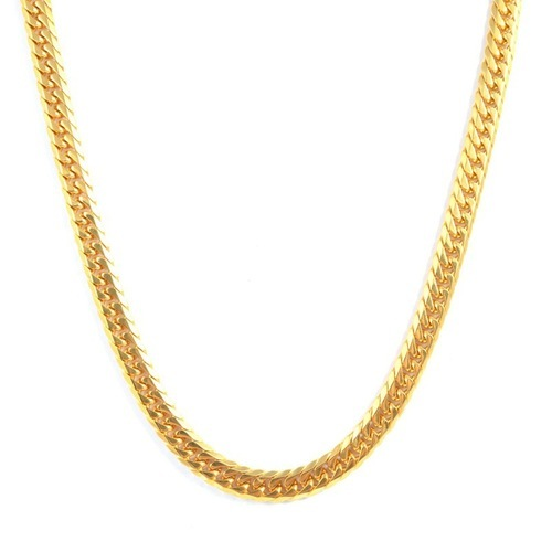 product detail cuban necklace gold men buy chain glod chains link