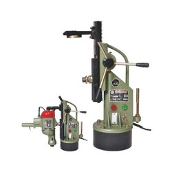 Heavy Duty Magnetic Stand With Drill Machine
