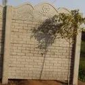 FRP Boundary Wall Mould