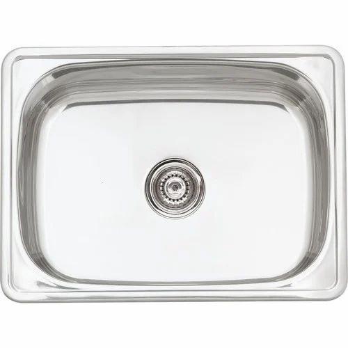 Ss Kitchen Sink at Rs 4500 /piece | Kitchen Sinks - Elica PB India ...
