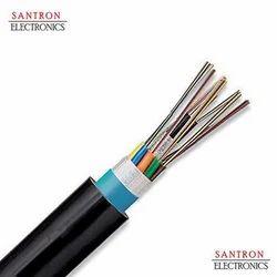 Aksh 6 core optical fiber cable