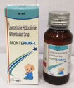 Levocetrizine Hydrochloride Montelukast Syrup