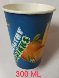 For Cold Beverages 300 Ml Printed Paper Cup