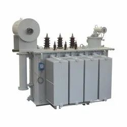 10MVA 3-Phase Booster Copper Wound Transformer, For Industrial