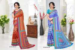 Formal Uniform Saree