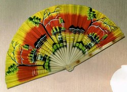Folding Hand Fans 22 inch